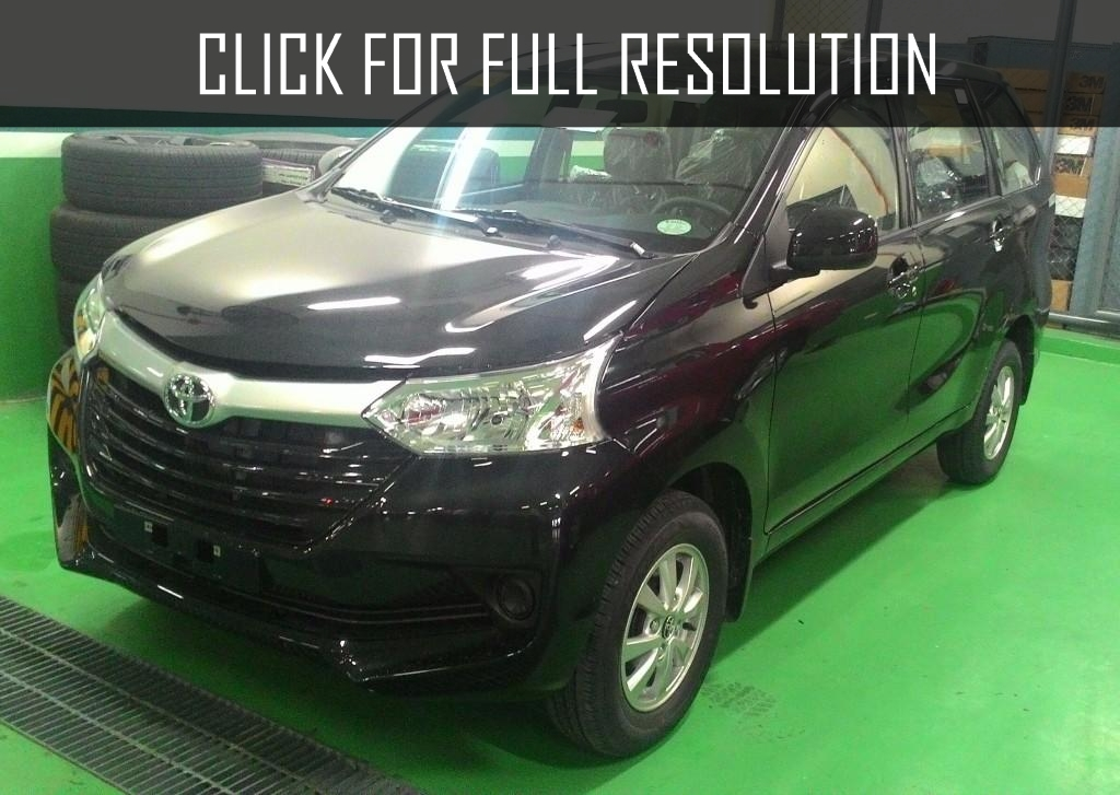 grand new avanza e mt 2018 perbedaan all kijang innova toyota 1 3 amazing photo gallery some information and