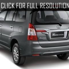 Grand New Kijang Innova V 2015 Harga Avanza 1.3 G M/t Toyota Amazing Photo Gallery Some Information And