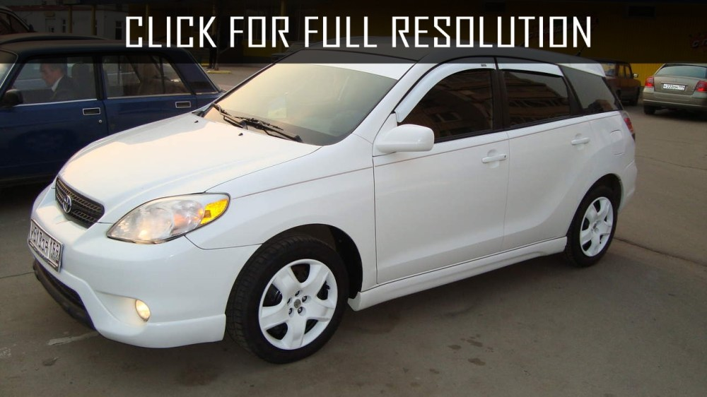 medium resolution of toyota matrix 2006