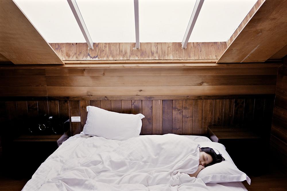 Mattresses and sleeping - dr Adam Lamb
