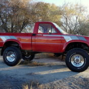 1981 Toyota Hilux SR5 4x4 Long Bed Restored Lifted Power Steering  Brakes for sale: photos