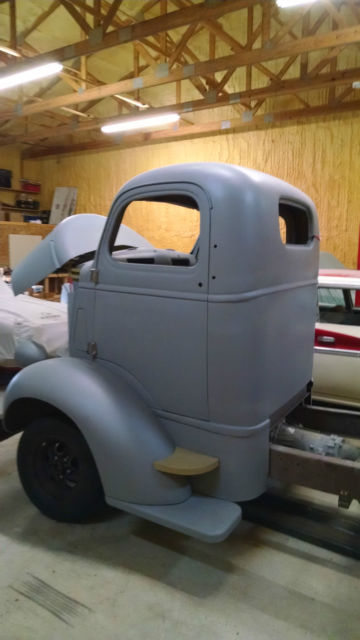 1951 Chevy Truck Crew Cab
