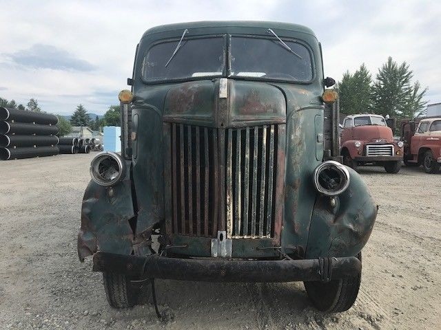 1946 Ford Dump Truck For Sale