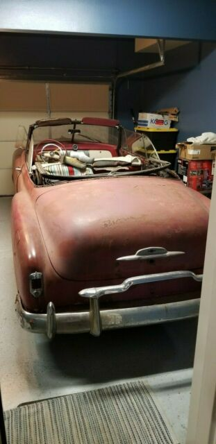 1952 Chevy Convertible : chevy, convertible, Chevrolet, Deluxe, Styleline, Convertible, Sale:, Photos,, Technical, Specifications,, Description