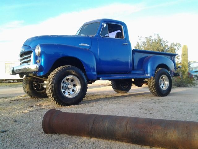 1949 Chevy Truck 4x4 Conversion