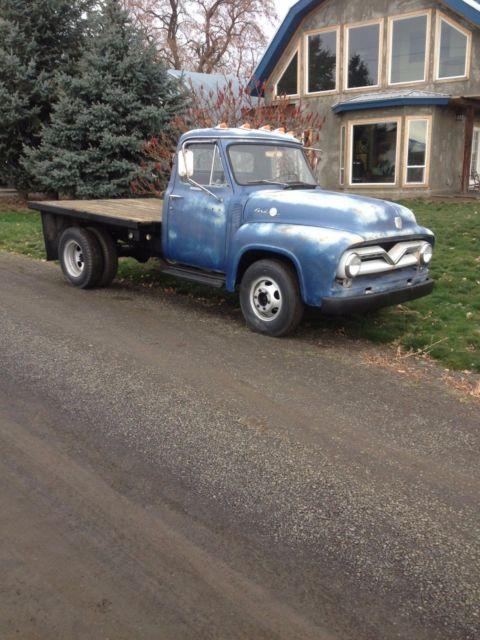 1955 Ford F100 Vin Decoder 1955 Ford F100 Vin Decoder
