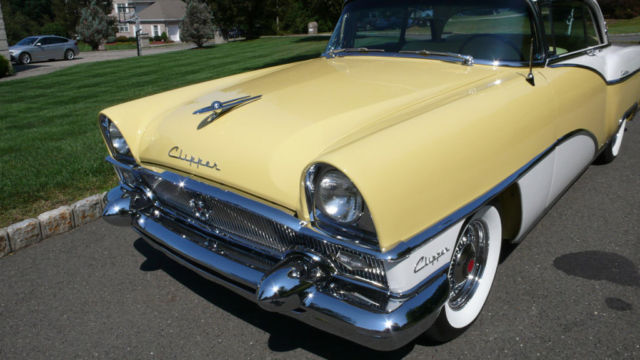 1955 Packard Clipper Constellation Coupe Rotisserie