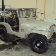 Jeep Cj2a Wiring Diagram Battery Disconnect Switch 1955 Willys M38a1 Marine Military 4wd Hurricane Barn Find Great Project For Sale: Photos ...
