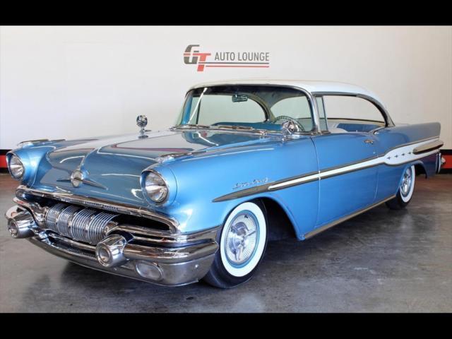 1957 Pontiac Chieftain Star Chief Convertible 347 Tri Power For Sale