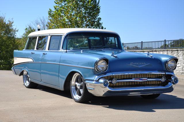 1957 Chevrolet 210 Wagon, Station Wagon ,suv For Sale