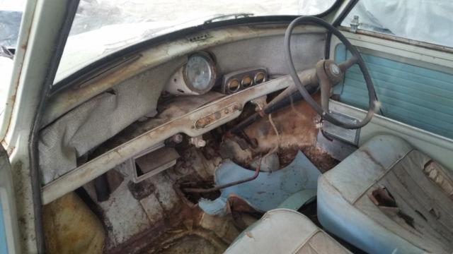 1962 Austin Mini Countryman RHD BMC 1959 1969 1963