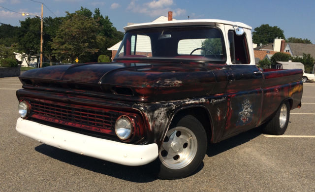 Details About Chevrolet 1963 Truck Wiring Diagram 63 Chevy Pick Up