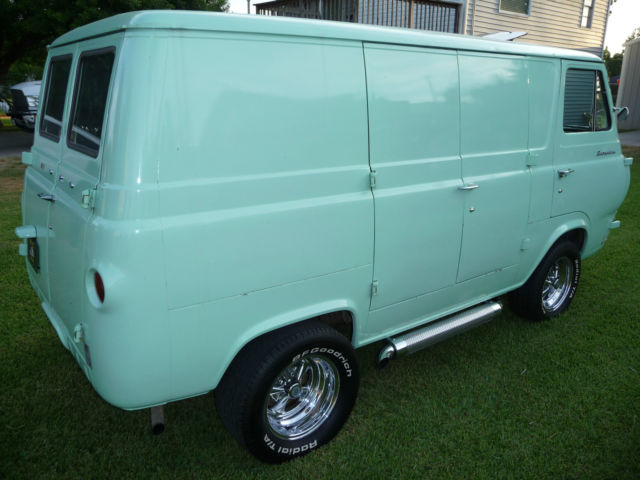 1965 Ford Econoline Windshield