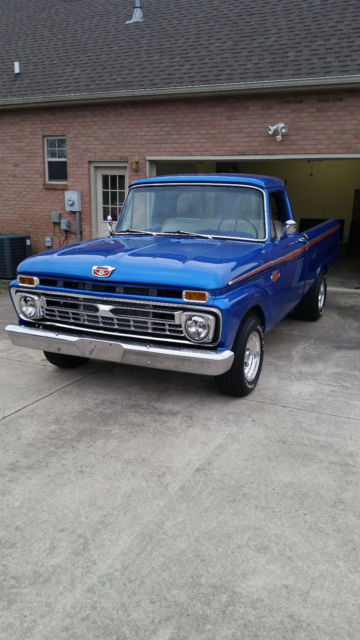 65 Ford Pickup : pickup, (Beautiful, Classic, Truck,, Free), Sale:, Photos,, Technical, Specifications,, Description