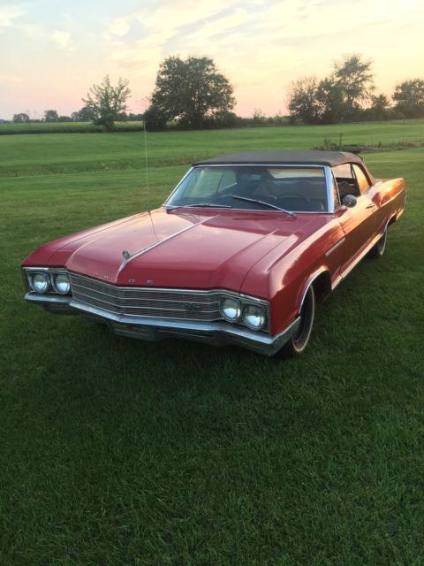 1966 Buick : buick, Buick, Lesabre, Convertible, Sale:, Photos,, Technical, Specifications,, Description