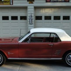 1966 Mustang 289 Engine Three Line Solar Diagram Pony Interior For Sale Photos