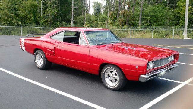 1968 Dodge Coronet R T 440 Red