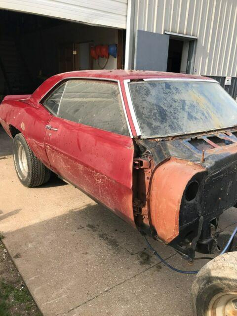 1969 Camaro Project Car For Sale : camaro, project, Camaro, Project, Survivor, Title, Sale:, Photos,, Technical, Specifications,, Description