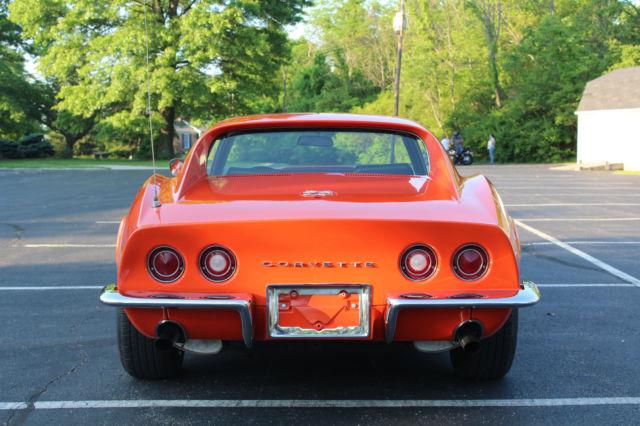 Chevrolet Stingray T Top