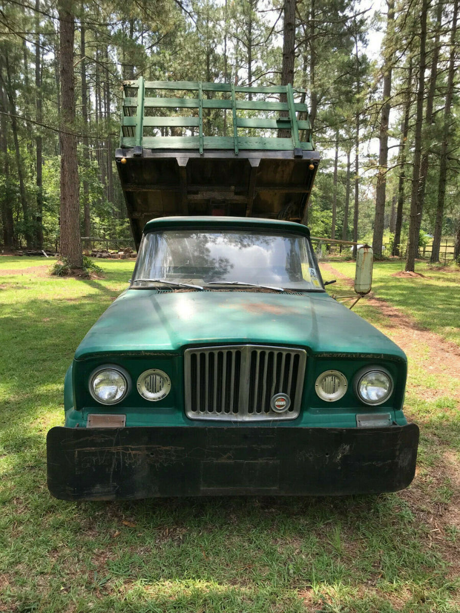 Jeep Flatbed : flatbed, J3000, One-ton, Flatbed, Truck, Sale:, Photos,, Technical, Specifications,, Description
