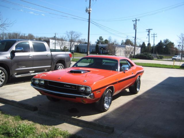 440 Six 70 Dodge Challenger Pack Rt