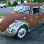 1970 Vw Beetle Classic Rat Rod Hot Rod Baja Volkswagen For Sale Photos Technical Specifications Description
