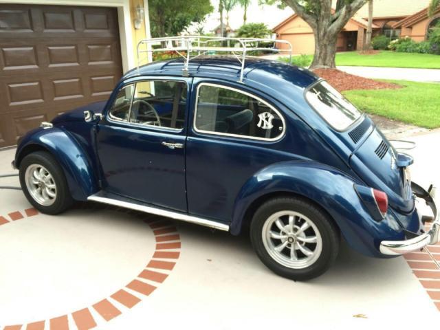 Volkswagen Beetle Roof Rack