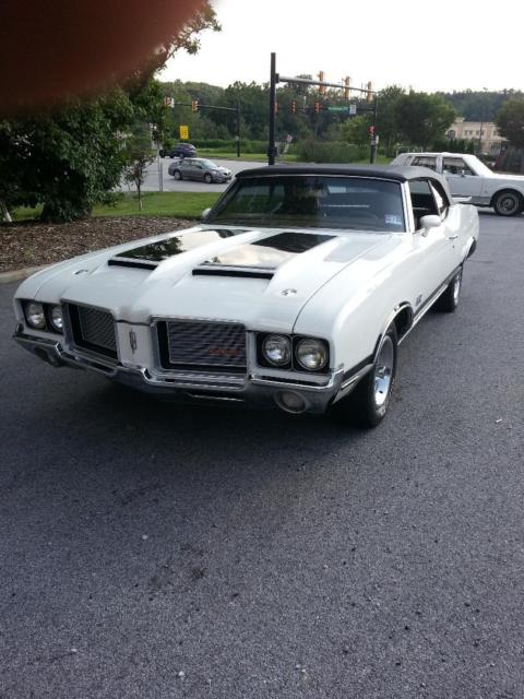 1972 442 : Oldsmobile, Tribute, Convertible, Sale:, Photos,, Technical, Specifications,, Description
