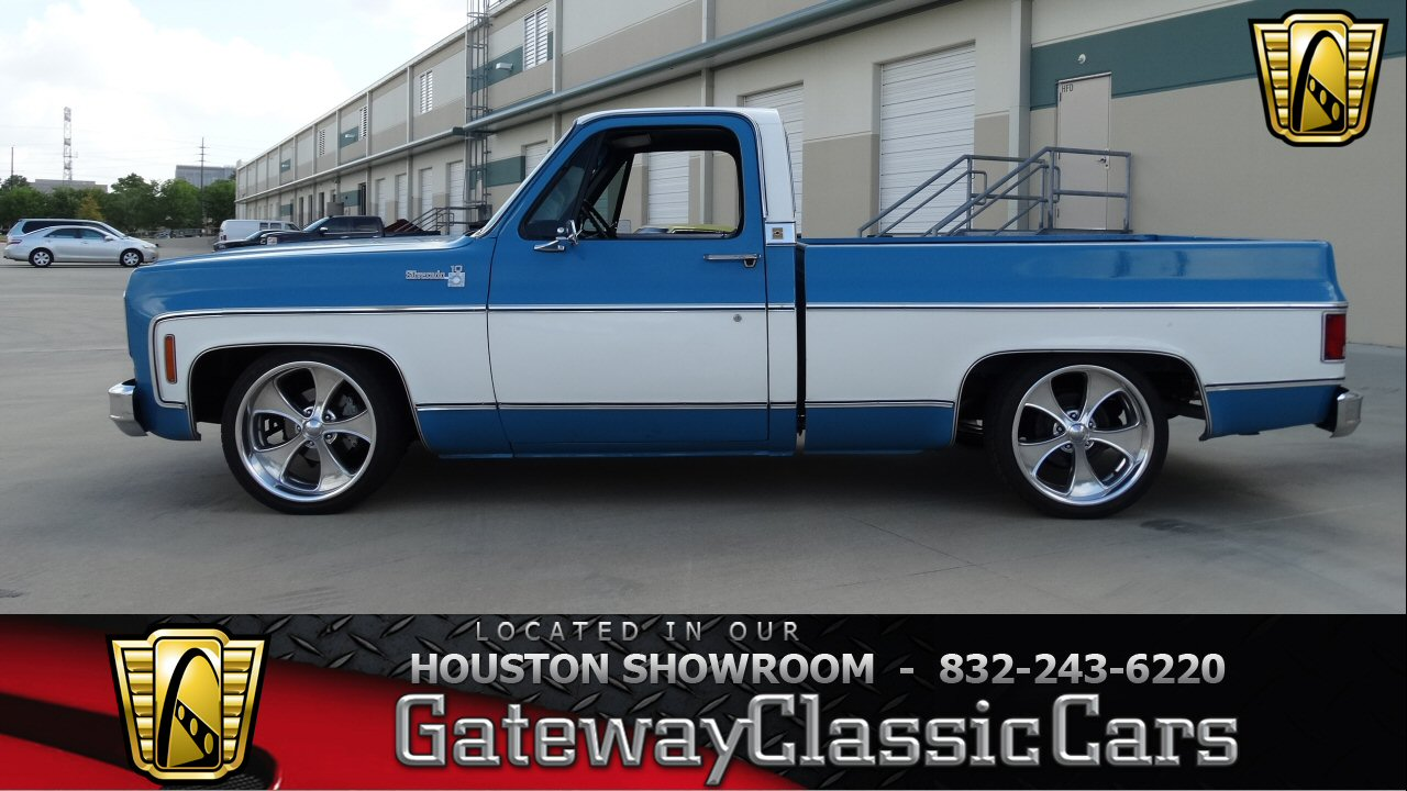 hight resolution of 1978 chevrolet c10 4000 miles blue white truck 350 cid v8 3 speed auto