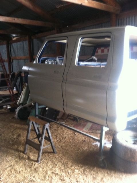 1979 Ford Crew Cab For Sale Craigslist : craigslist, Short, Partially, Restored, Price, Sale:, Photos,, Technical, Specifications,, Description