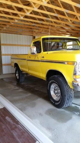 1979 Ford F250 For Sale : Ranger, Factory, Miles, Sale:, Photos,, Technical, Specifications,, Description