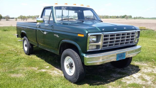 1980 Ford Truck 4x4