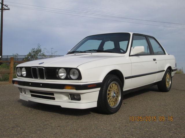 1989 bmw e30 325i