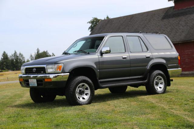 1992 Toyota 4runner Ecu
