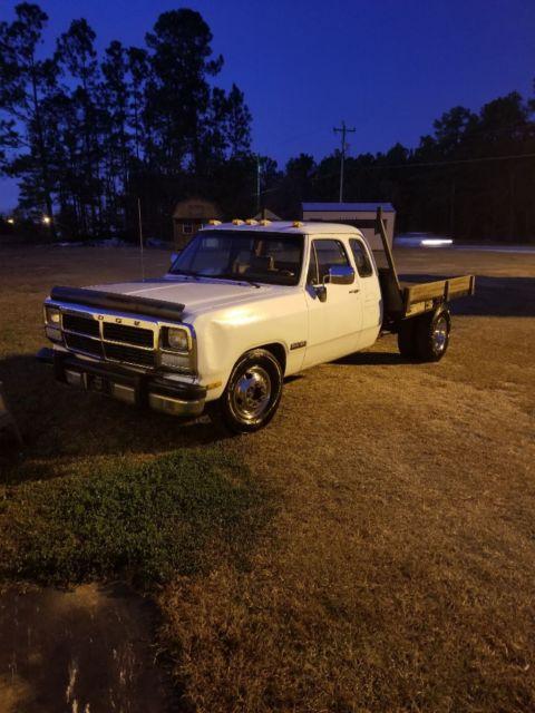 Dodge Flatbed For Sale : dodge, flatbed, Dodge, Flatbed, Cummins, Diesel, Sale:, Photos,, Technical, Specifications,, Description