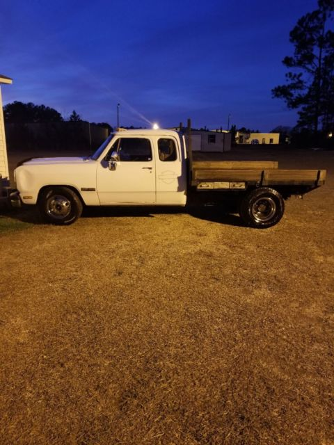 Flatbed For Dodge 3500 Dually For Sale : flatbed, dodge, dually, Dodge, Flatbed, Cummins, Diesel, Sale:, Photos,, Technical, Specifications,, Description