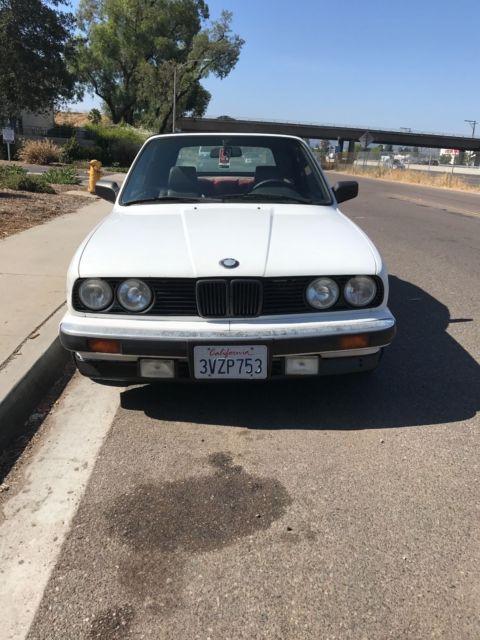 1991 Bmw 325i Convertible : convertible, Convertible, Sale:, Photos,, Technical, Specifications,, Description