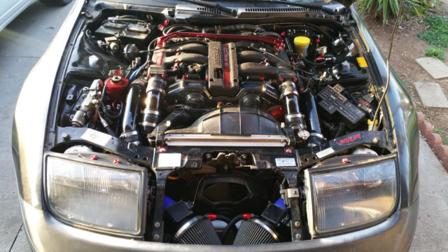 Built 1991 Nissan 300zx Twin Turbo 615hp  630tq Z32