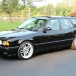 E34 M5 Touring Clone 5 Speed Manual 18 M Parallel Wheels M52 S52 Cams Wagon For Sale Photos Technical Specifications Description