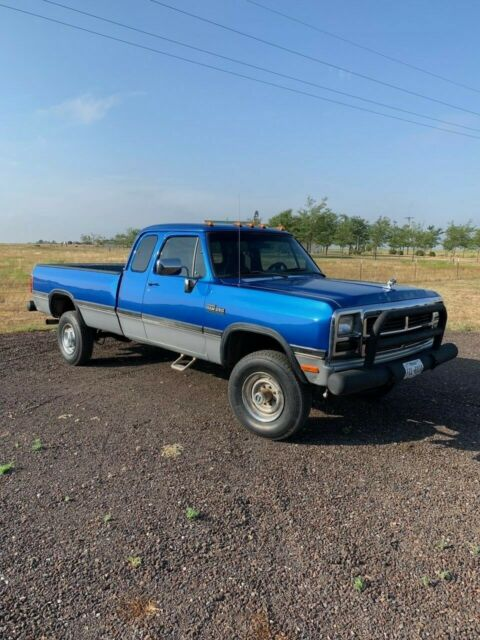 First Gen Dodge For Sale : first, dodge, Straight, Clean, First, Diesel, Sale:, Photos,, Technical, Specifications,, Description