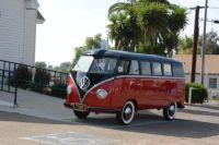 vw bus barndoor california restored unique classic antique ...