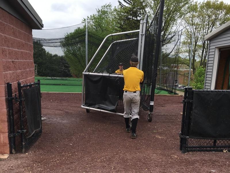 Millersville cage 1