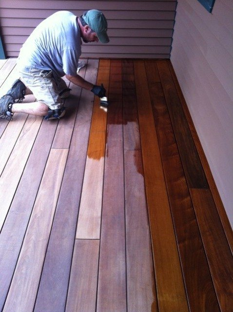 Ipe Deck Finish: 5 Things Not To Do : Topcoat Review