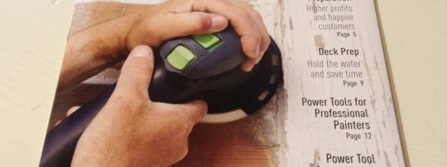 Festool Paint Catalog / Magazine Now Available