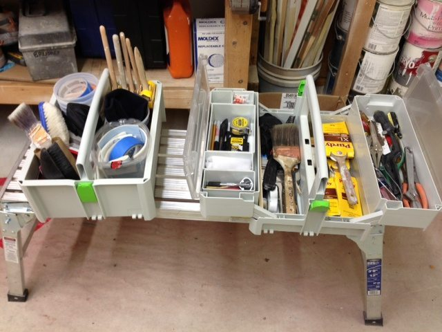 Reader Question Festool Toolboxes For Painters