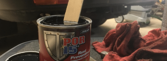 POR-15 Rust Preventative Coating…