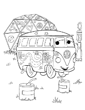 Hippi car mini