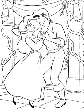 Disney characters Mickey, Minnie, Donald, Daisy coloring pages