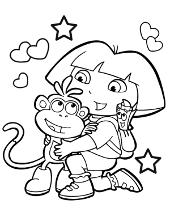 Dora ad boots