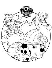 Pups Paw Patrol